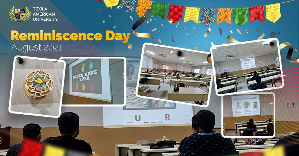August Reminiscence Day